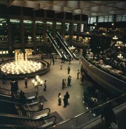 Hongkong Kowloon Mall 1997