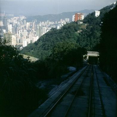 Hongkong-Peakbahn 1997