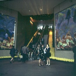 Hongkong-Börseneingang 1997