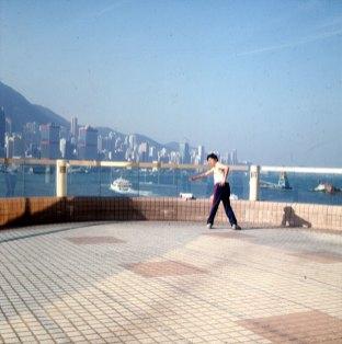 Hongkong-Schattenboxer 1997