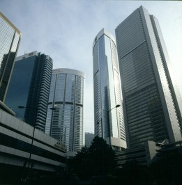 Hongkong-Victoriazentrum 1997
