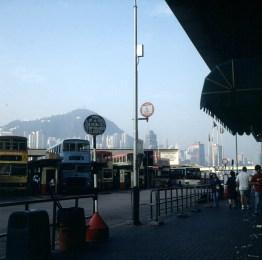 Hongkong-vorsStarferry 1997