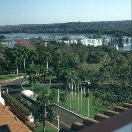 iguazu-falls-blick vom hotel