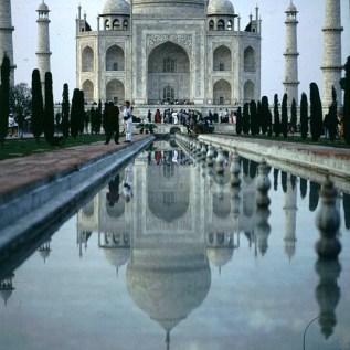 Indien-Agra-Taj Mahal 1999