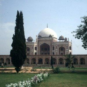 Indien-Dlhi-Humayumgrab 1999