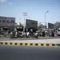 Indien Fatepuihr Vorstadt 1999