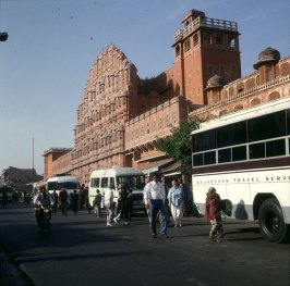 Indien-Jaipur-palace-of-wind-1999