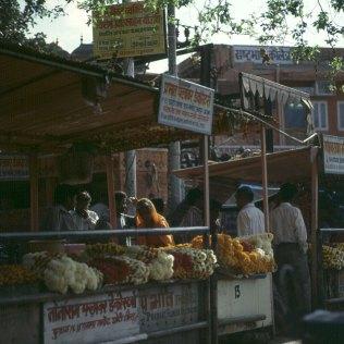 Indien-Jaipur-Zentrum 1999