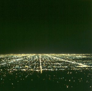los-angeles-nacht-panorama vom Griffith-Observ.