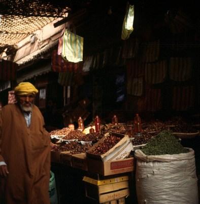 Marokko-Marrakesch Medina 1995