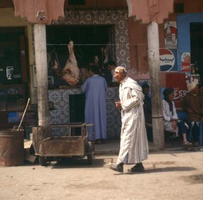 Marokko-Medina 1995