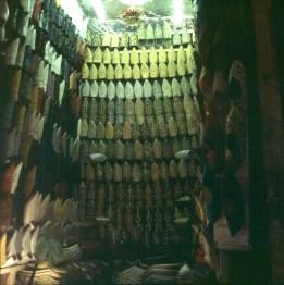 Marokko-Marrakesch-Medina 1995