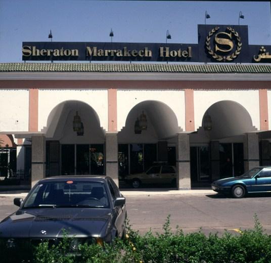 Marokko-Sheraton-Hotel 1995