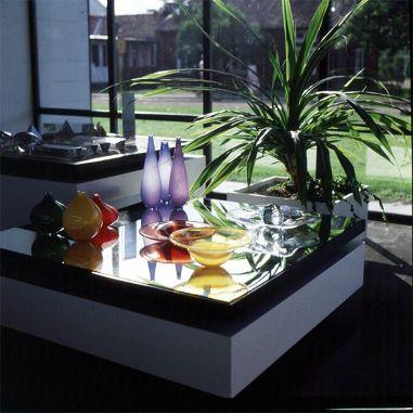 naevekvarn-kleine glasausstellung
