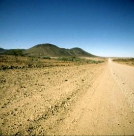 namibia-fahrt zur Skelettküste 1987