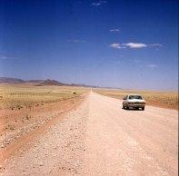 namibia Fahrt nach Lüderitzbucht 1987-