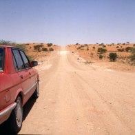 namibia-fahrt zum koecherbaumwald 1987