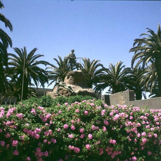 namibia-svakopmund-krieger-denkmal 1987