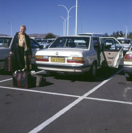 Namibia Airport Windhuk 1987