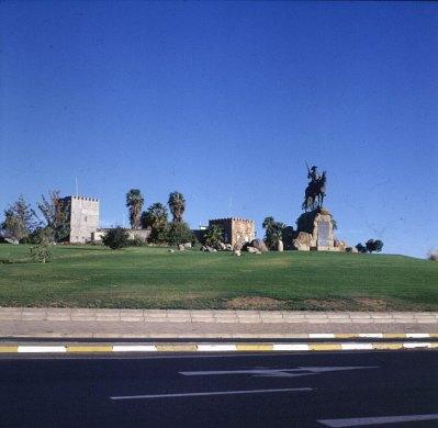 namibia-windhuk-reiterdenkmal 1987