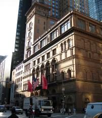 new-york-alte Carnegiehall 2003