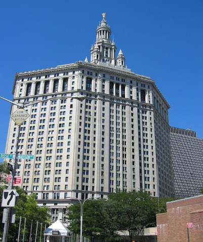 new-york-Cityhall New York 2003