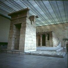 Metropolitain Museum Tempel Dendur 1994