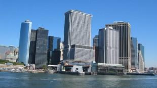 new-york-Anlegepier Statan Island Ferry 2003