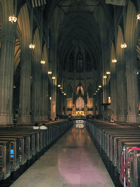 new-york-St.Patricks-Cathedral 2003