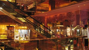new-york-Trumptower halbleere shops 2003