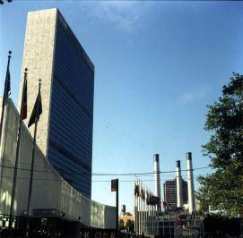 new-york-UN-Gebäude und Kraftwerk 1983