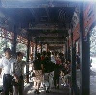 Peking-Sommerpalast Wandelgang 2000