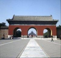 Peking-Sommerpalast-Himmelstor 2000