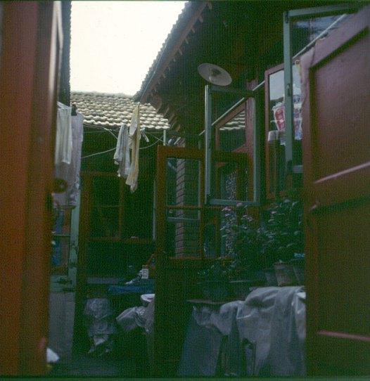 Peking-Altstadthaus 2000
