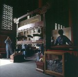 Peking-Buddhatempel mit Musikspende 2000