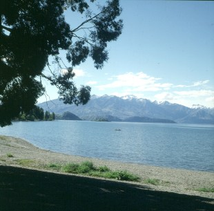 neuseeland -wanakasee 2001
