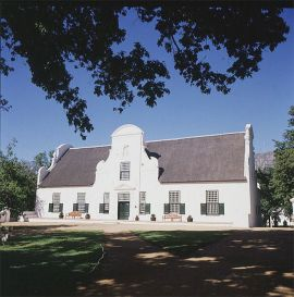 Suedafrika-kapstadt-constantia-haus 1987