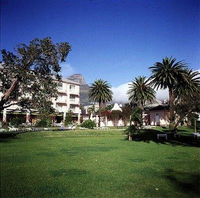 suedafrika-Mount Nelson - Bestes Hotel 1987