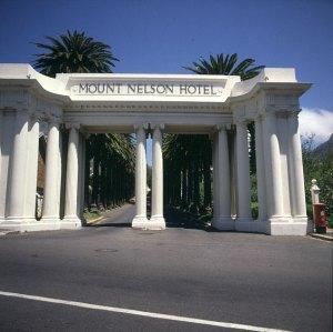 suedafrika-Bestes Hotel in Kapstadt 1987