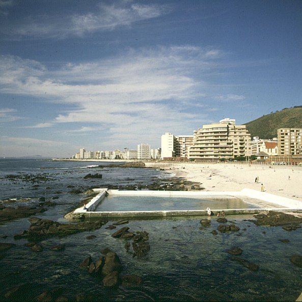 Suedafrika-Kapstadt-Süd Seapoint 1987