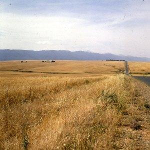 Südafrika-oranje-kornkammer 1987