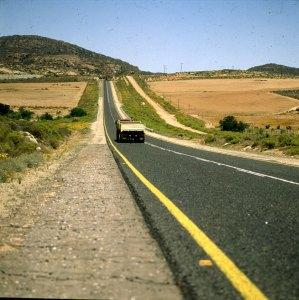 Südafrika-Strasse nach Kapstadt 1987