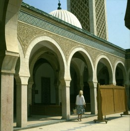 Tunesien Monastir Bourgiba Mausoleum