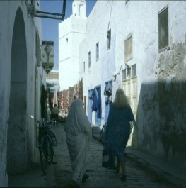 Tunesien--Souk 1980