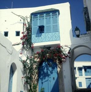 Tunesien-Sidi Bou Said 1980