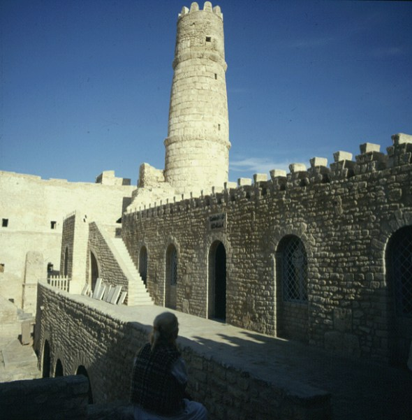 Tunesien-Monastir -Ribat 1980