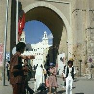 Tunesien-Sfaxtor 1980