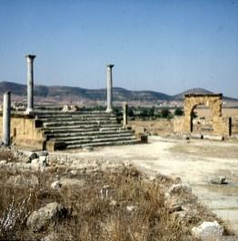 Tunesien-Sheitla 1980