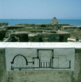 Tuniesien Orientierung Cartago 1980