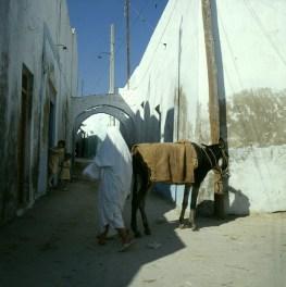 Tuniesien Südtunesien 1980
